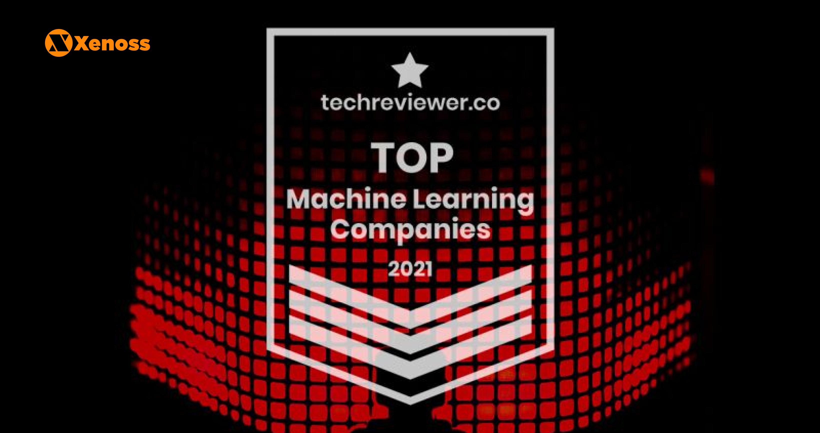Xenoss Techreviewer award