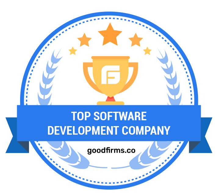 GoodFirms award