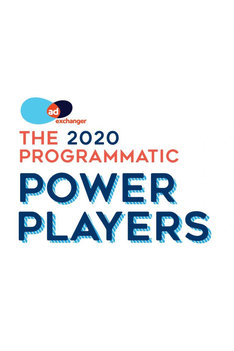 Xenoss - 2020 AdExchanger Programmatic Power Players banner