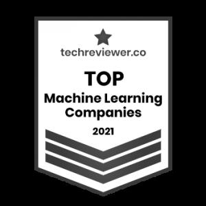 Xenoss website Techreviewer logo