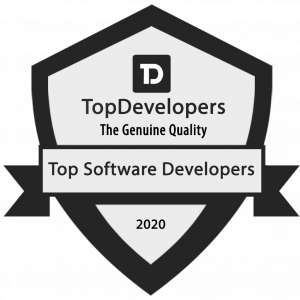 Top software developers by topdevelopers xenoss award
