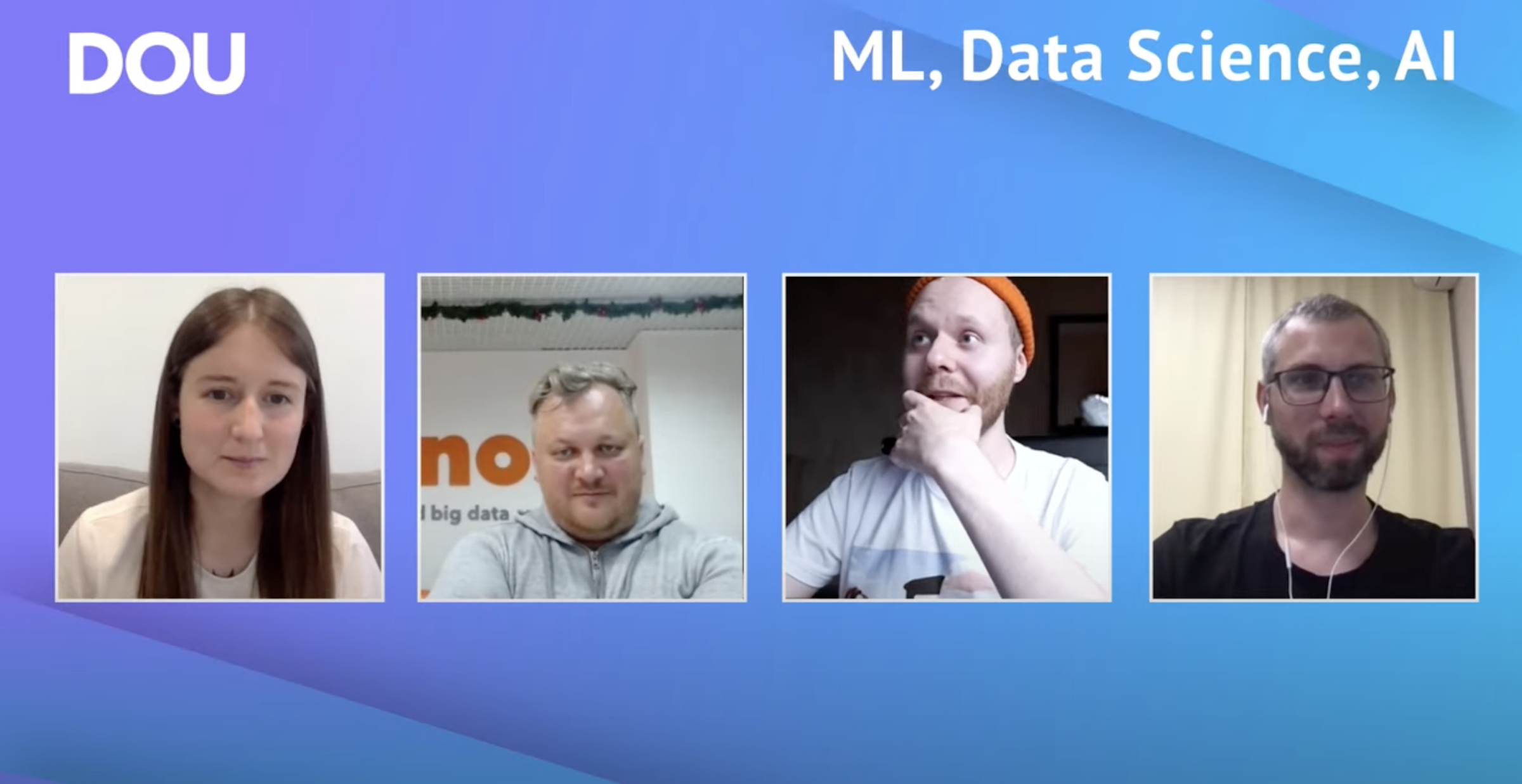 Xenoss CTO Discusses ML, AI, and Data Science on DOU Live