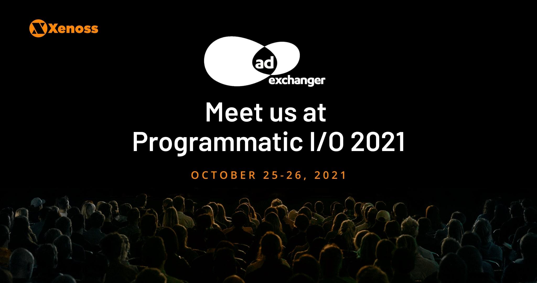 programmatic announcement