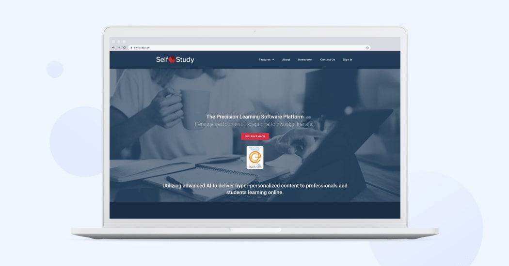 Self Study Inc. | Xenoss Blog